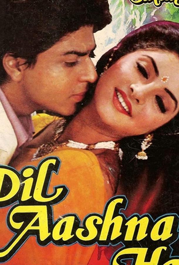 Танцовщица кабаре / Dil Aashna Hai (1992)