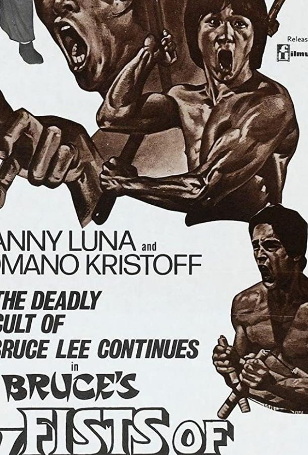 Мстительный кулак Брюса / Bruce's Fists of Vengeance (1980)