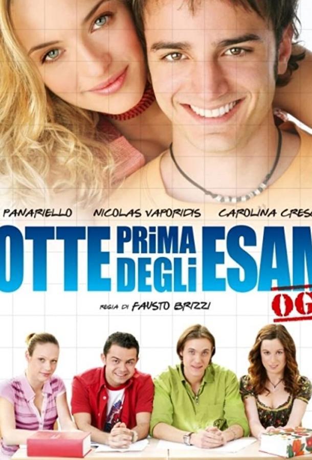 Ночь перед экзаменом — Сегодня / Notte prima degli esami - Oggi (2007)