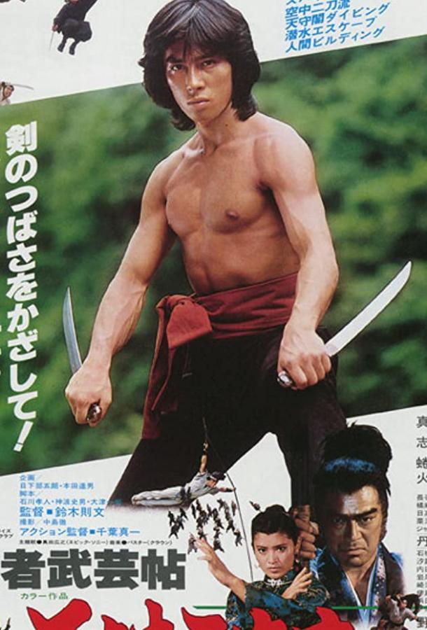 Ниндзя сегуна / Ninja bugeicho momochi sandayu (1980)