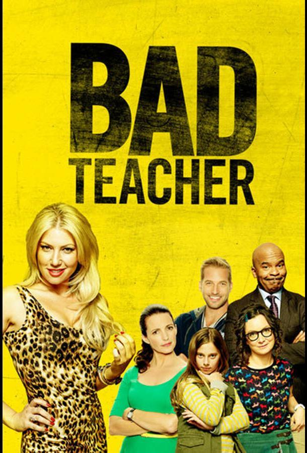 Плохая училка / Bad Teacher (2014)