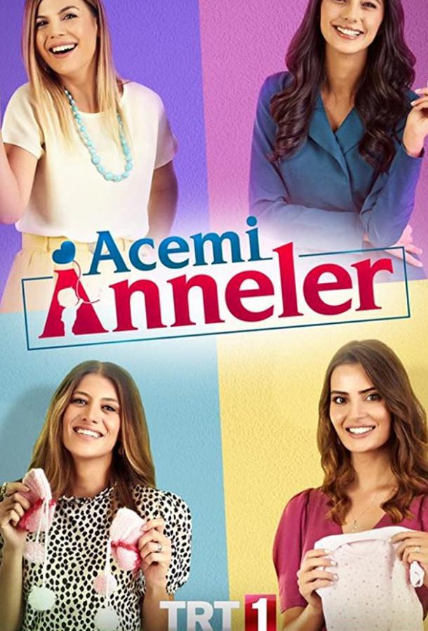 Неопытные мамы / Acemi anneler (2020)
