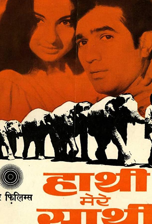 Слоны — мои друзья (1971)