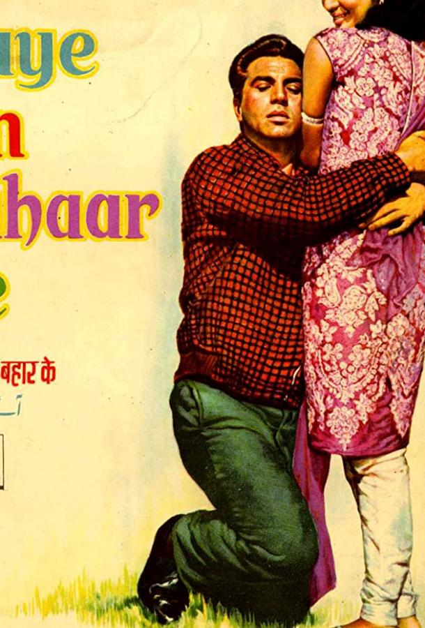 Долгожданная весна / Aaye Din Bahar Ke (1966)