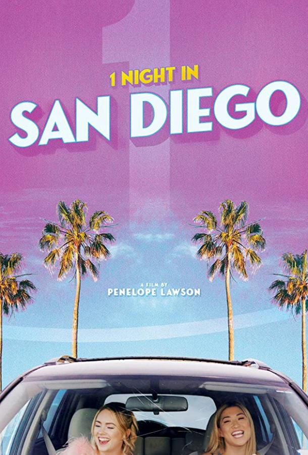 Одна ночь в Сан-Диего