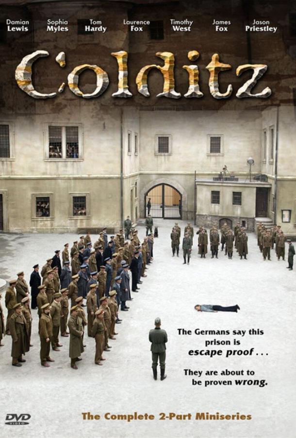 Побег из замка Кольдиц / Colditz (2005)