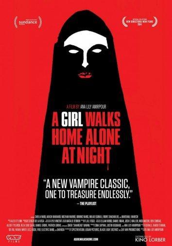 Девушка возвращается одна ночью домой (2014)