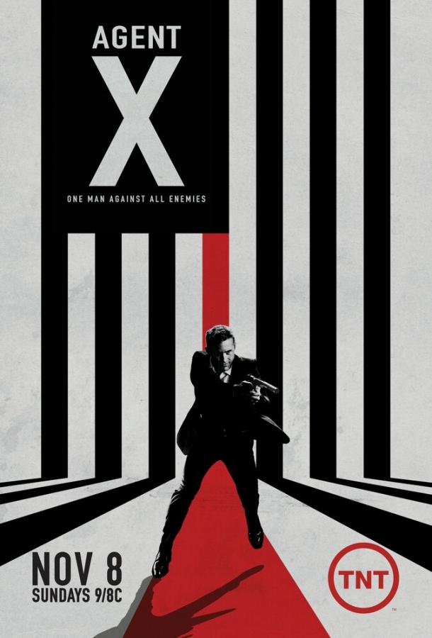 Агент Икс / Agent X (2015)