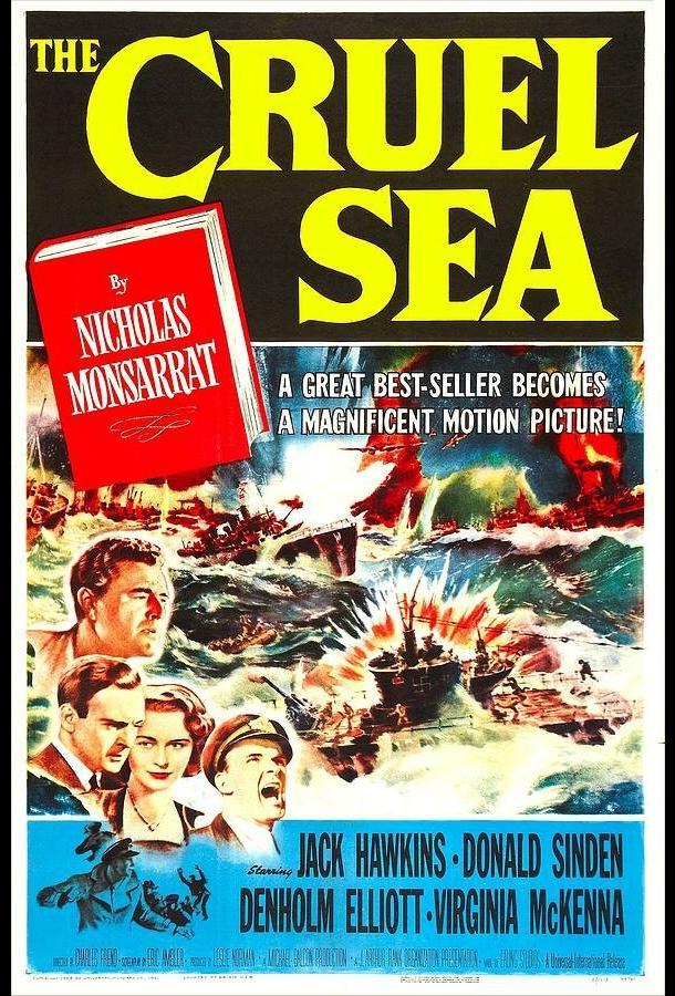 Жестокое море (1953)