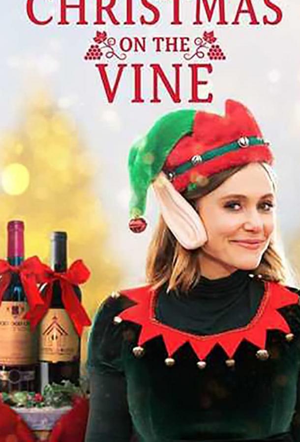 Рождество на винодельне / Christmas on the Vine (2020) смотреть онлайн