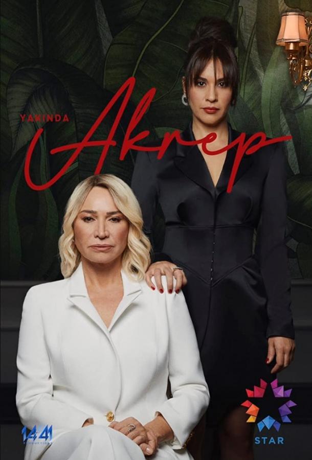 Скорпион / Akrep (2020) смотреть онлайн 1 сезон