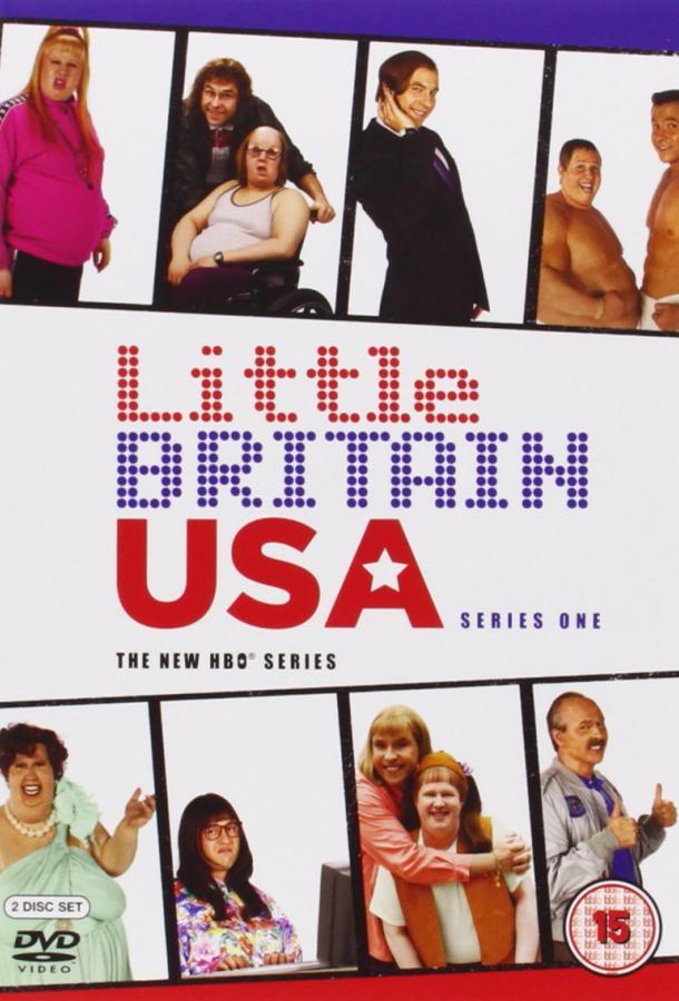 Ваша Бриташа в Америке