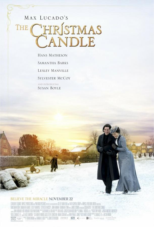 Рождественская свеча / The Christmas Candle (2013)