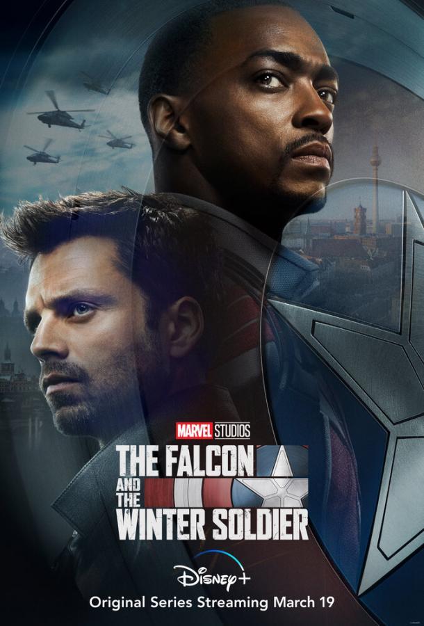 Сериал Сокол и Зимний Солдат (2021) смотреть онлайн 1 сезон
