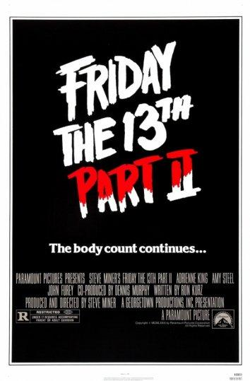 Пятница 13-е — Часть 2 / Friday the 13th Part 2 (1981)