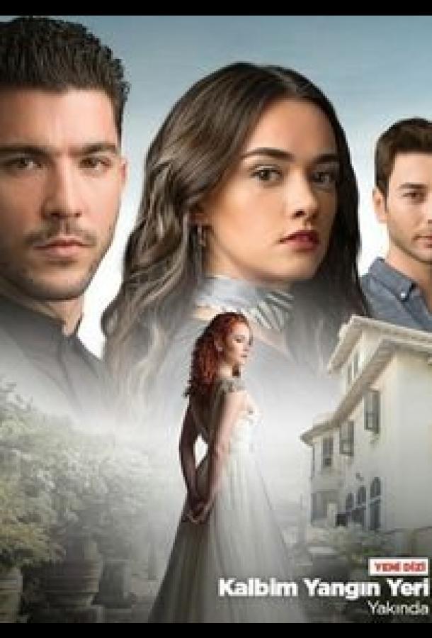 Сериал Огонь в моем сердце (2016) смотреть онлайн 1 сезон