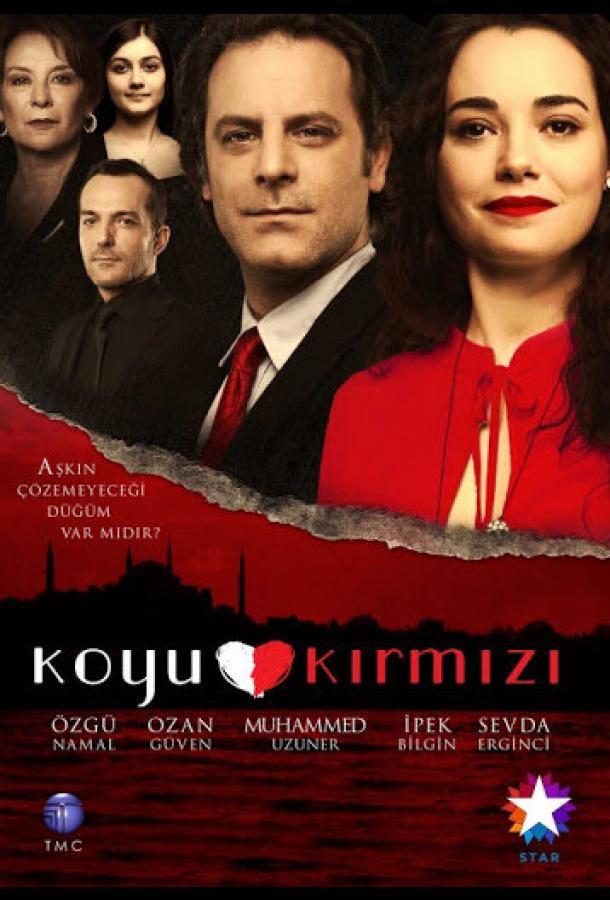 Сериал Темно-красный (2012) смотреть онлайн 1 сезон