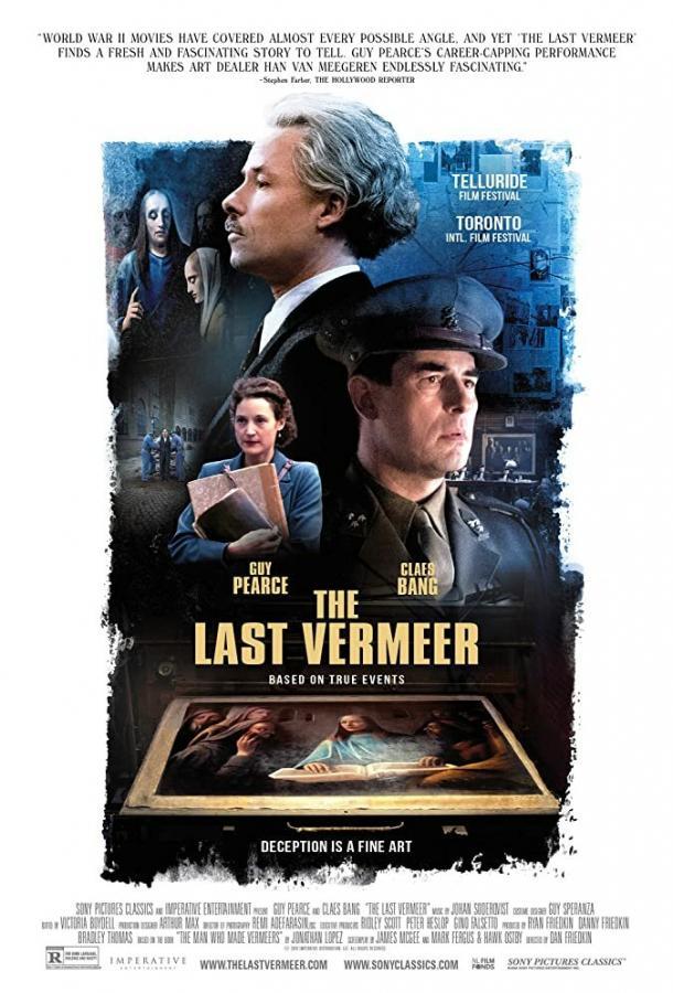 Последний Вермеер (2019) смотреть онлайн