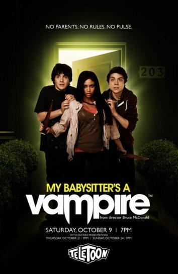 Моя няня — вампир / My Babysitter's a Vampire (2010)