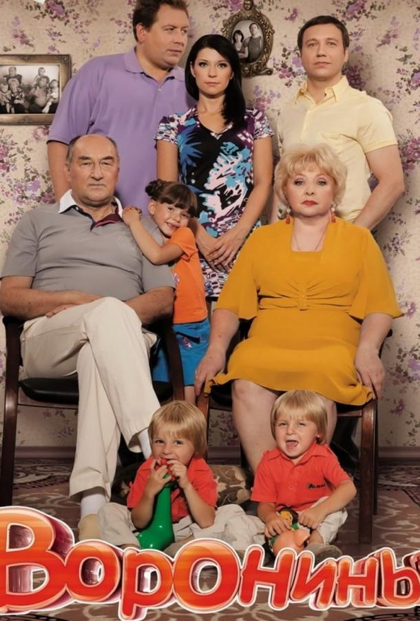 Воронины 2009 смотреть онлайн 24 сезон все серии подряд в хорошем качестве