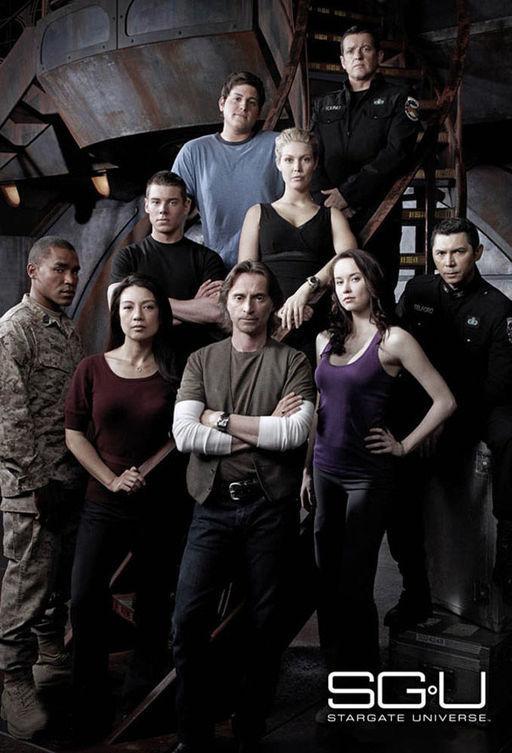 Звездные врата: Вселенная  (2009) 2 сезон 20 серия.