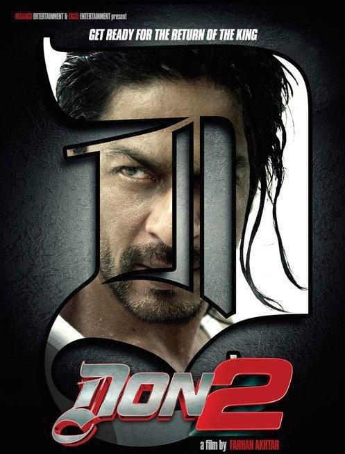 Дон. Главарь мафии 2 / Don 2 (2011)
