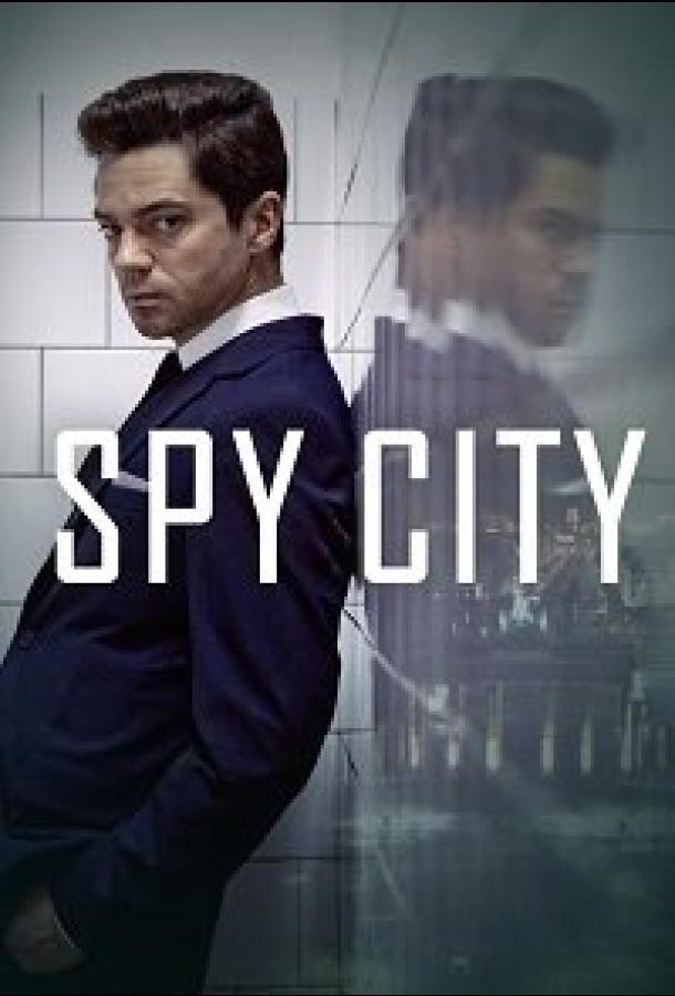 Spy City 2020 смотреть онлайн 1 сезон все серии подряд в хорошем качестве