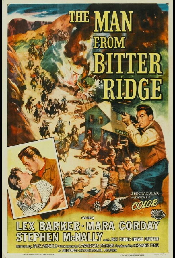 Человек из Биттер Ридж / The Man from Bitter Ridge (1955)