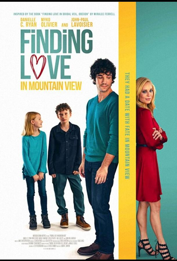 Найти любовь в Маунтин-Вью / Finding Love in Mountain View (2020) смотреть онлайн