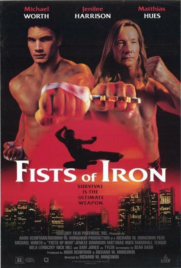 Кастет / Fists of Iron (1995)