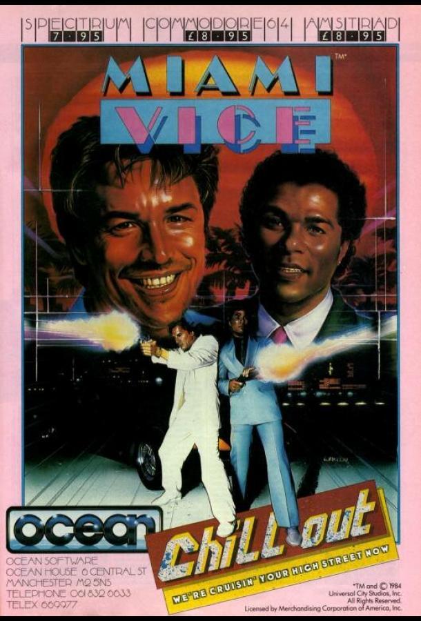 Сериал Полиция Майами: Отдел нравов (1984) смотреть онлайн 1-5 сезон