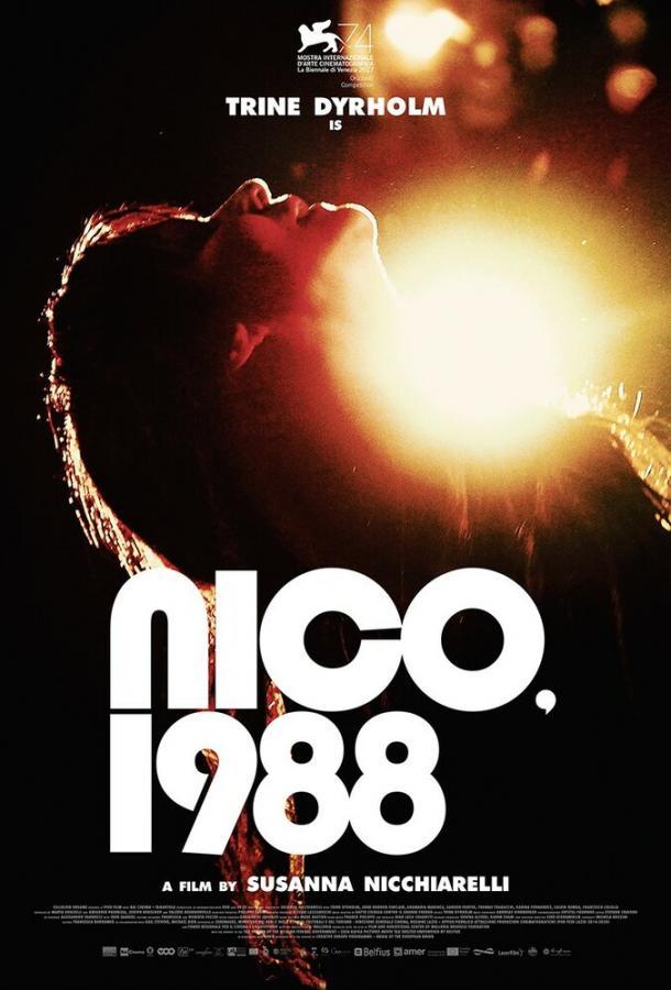 Нико, 1988 (2017) смотреть онлайн