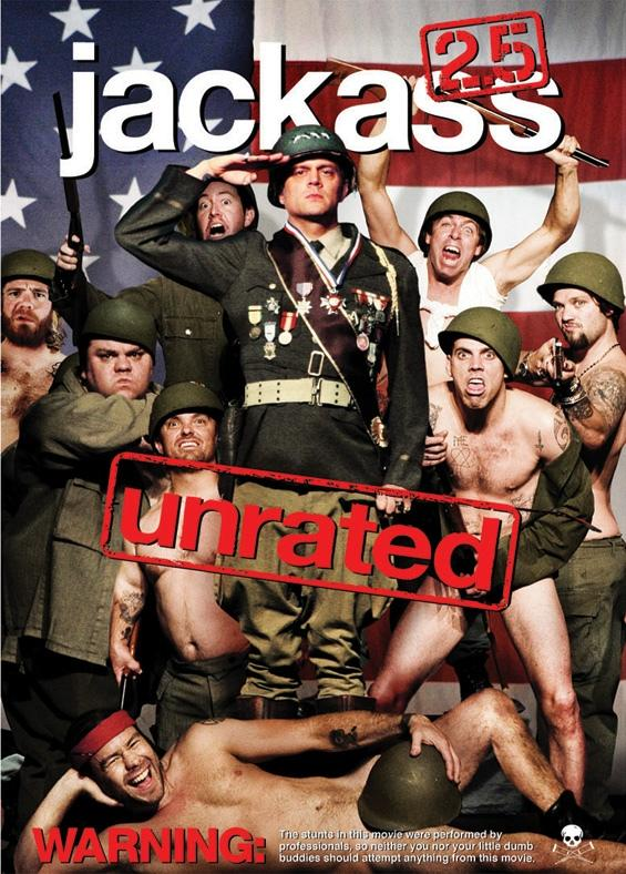 Чудаки 2.5 / Jackass 2.5 (2007)
