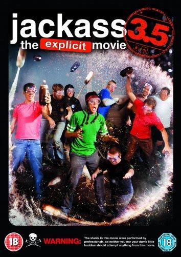 Чудаки 3.5 / Jackass 3.5 (2011)