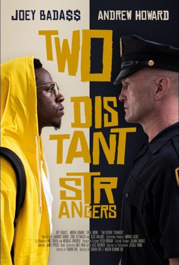 Два далёких незнакомца (2020) BD