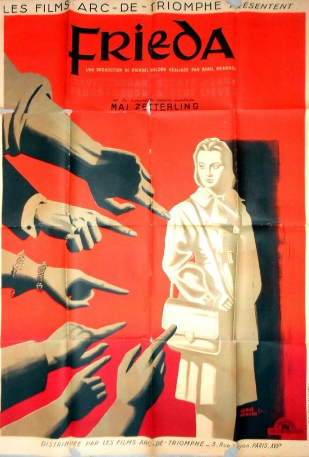 Фрида / Frieda (1947)