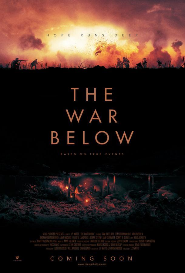 Война под землей (2020) смотреть бесплатно онлайн