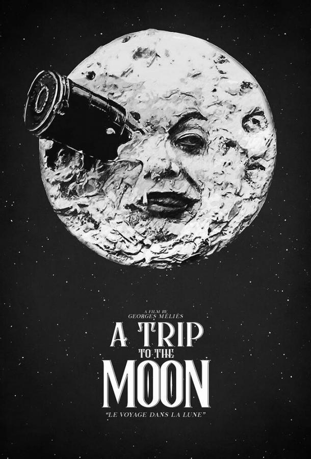 Путешествие на Луну / Le Voyage dans la lune (1902)