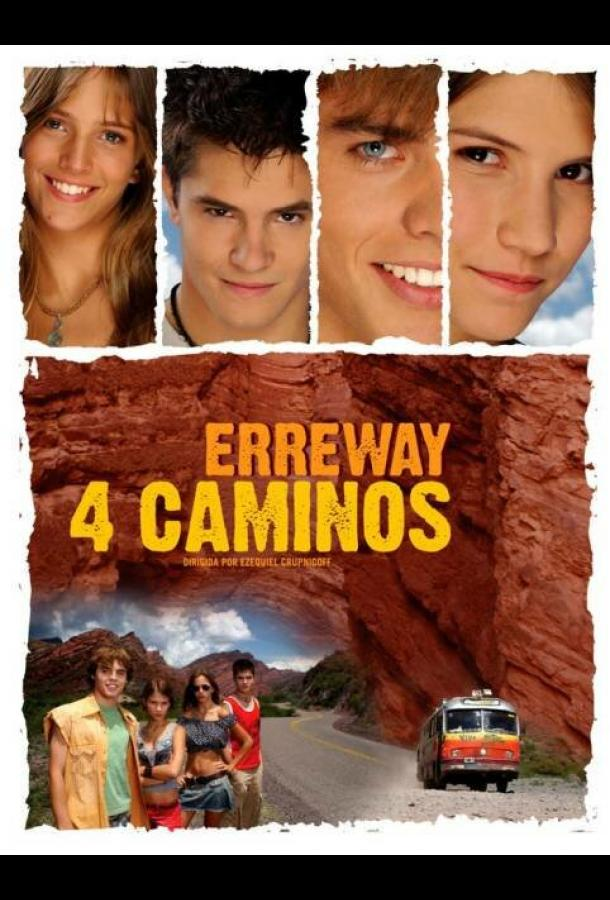 Четыре дороги (2004) смотреть онлайн в хорошем качестве