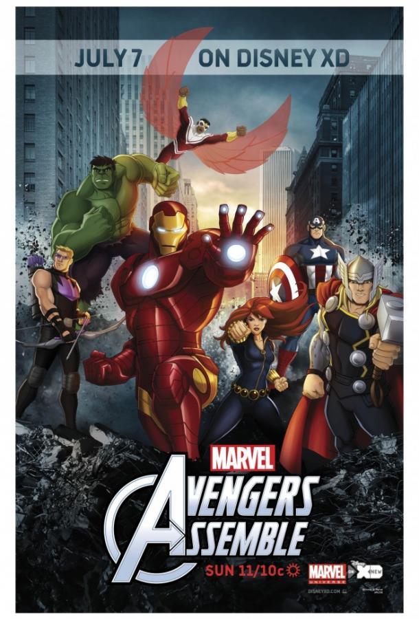 Команда «Мстители» / Avengers Assemble (2013)