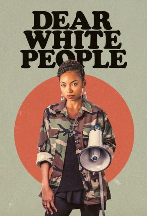 Дорогие белые / Dear White People (2017)