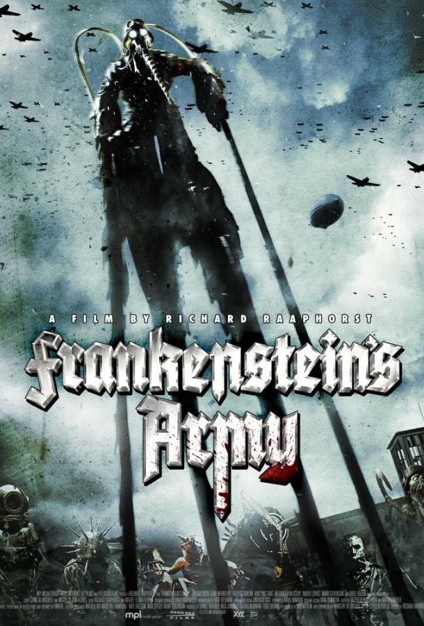Армия Франкенштейна / Frankenstein's Army (2013)