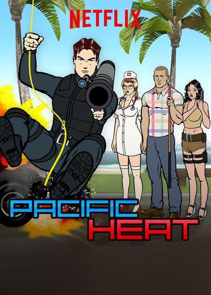 Тихоокеанская жара