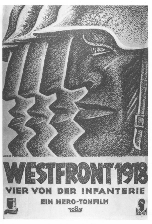 Западный фронт, 1918 год / Westfront 1918 (1930)