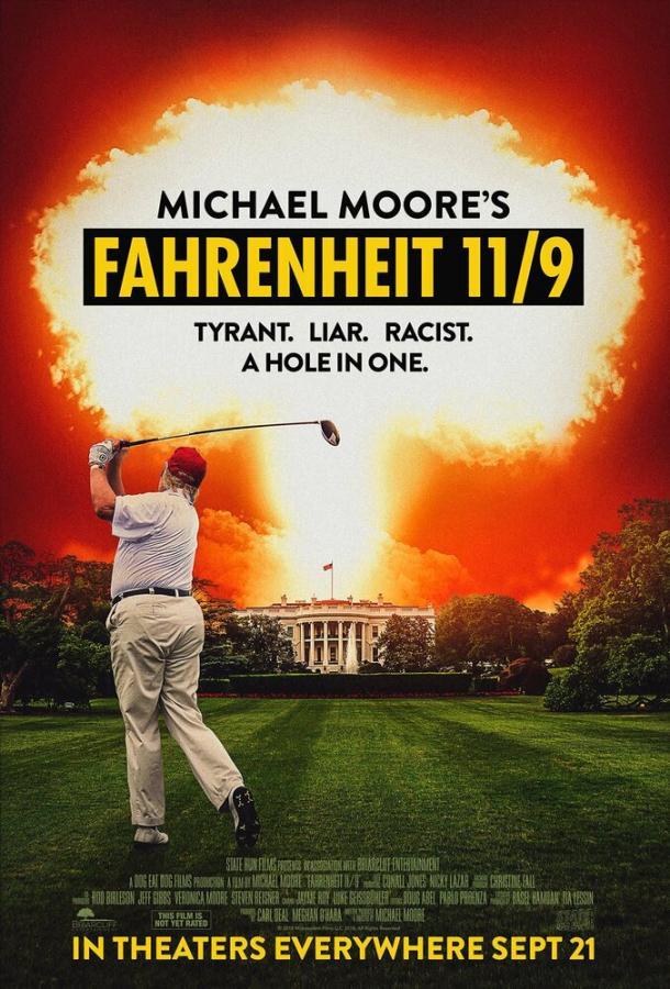 Фаренгейт 11/9 / Fahrenheit 11/9 (2018)