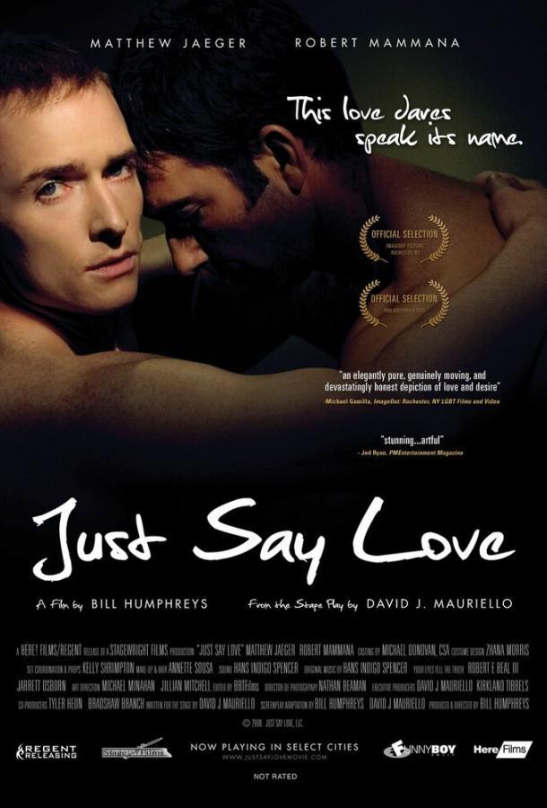 Только скажи... люблю / Just Say Love (2009)