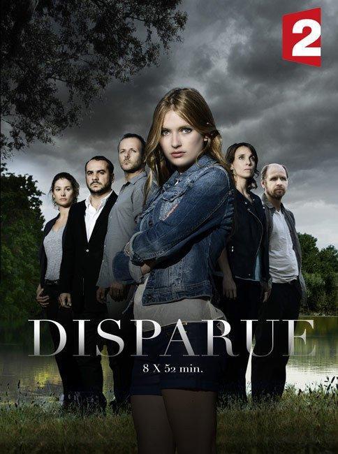 Исчезновение / Disparue (2015)