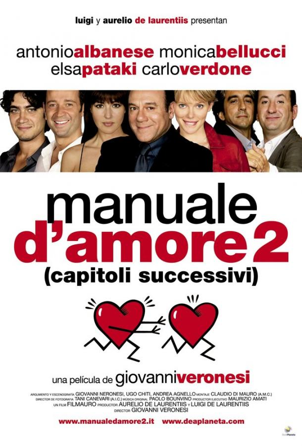 Учебник любви: Истории / Manuale d'amore 2 (Capitoli successivi) (2007)