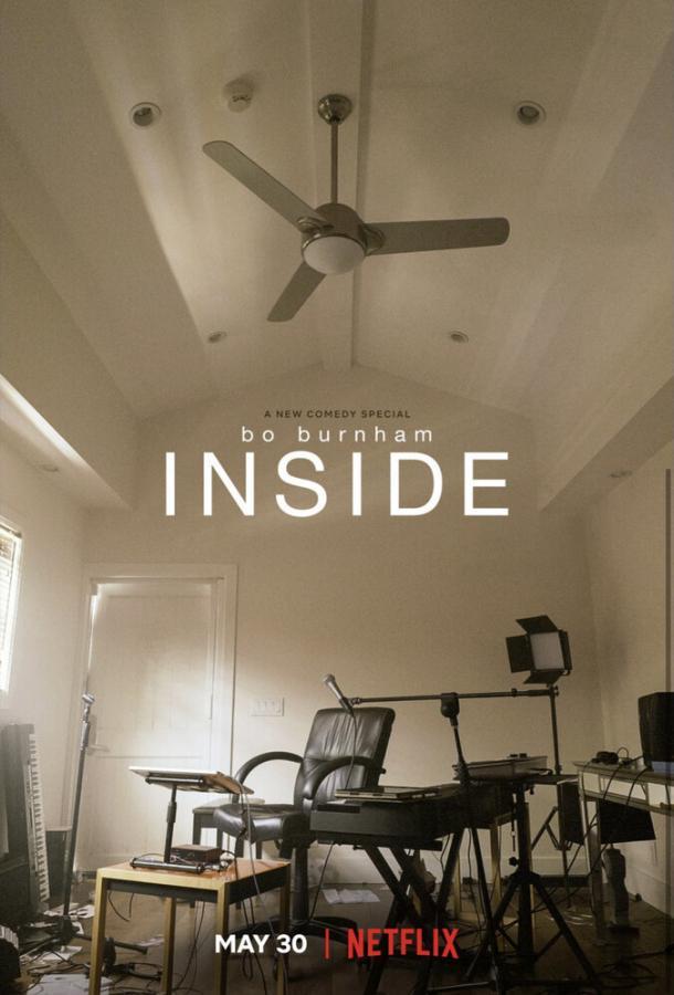 Бо Бёрнэм: Дома / Bo Burnham: Inside (2021)