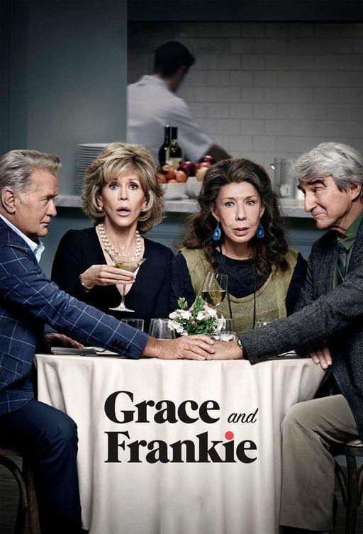 Грейс и Фрэнки / Grace and Frankie (2015)